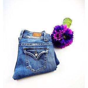 🔸Vigoss Skinny Medium Wash Jeans sz 3